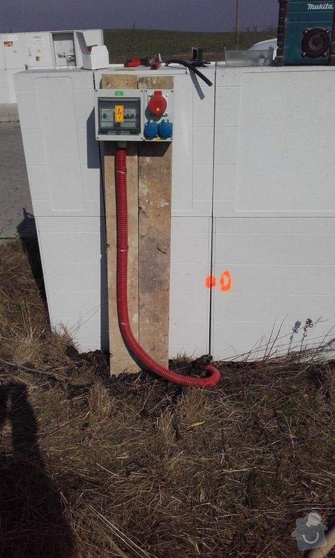 Elektrikářské práce (Líbeznice 293a52d60e