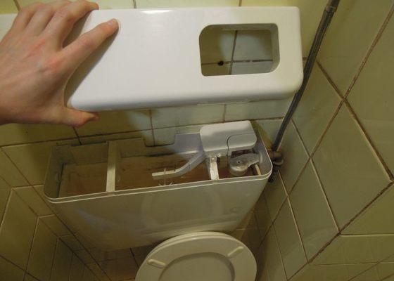 Oprava WC