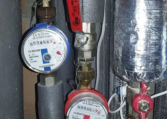 Výměna ventilu ve stoupačkách