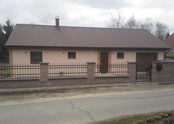 Sádrokartonářské práce,stavba plotu a pokládka zámkové dlažby