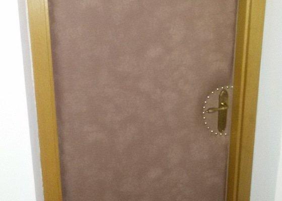 Polstrování dveří