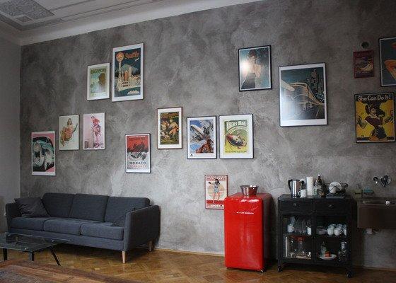 Vintage stěna