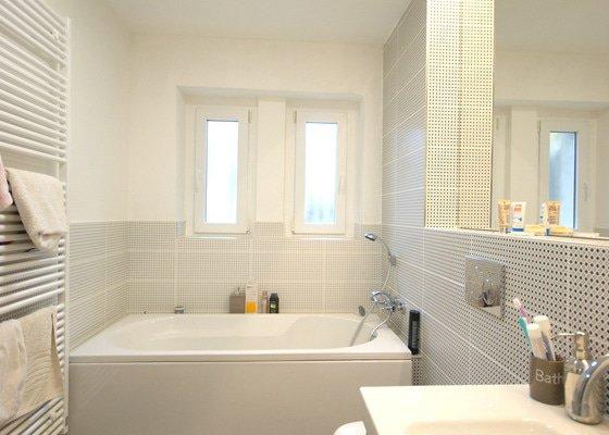 Obklad a dlažby v koupelně