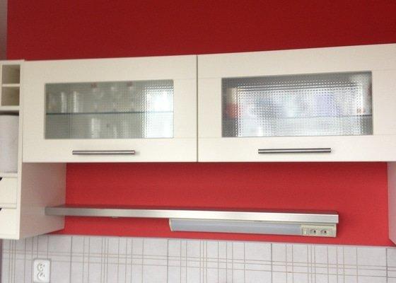 Malování - chodba + kuchyň