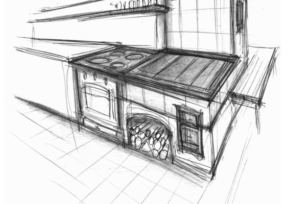 Kuchyň na míru