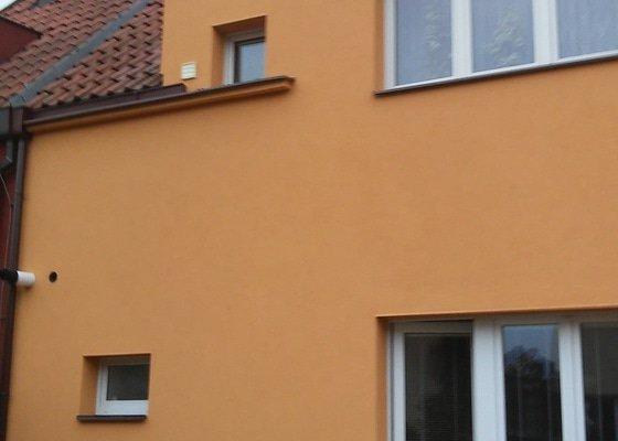 Rekonsrukce a změny malé kuchyně a koupelny v řadovém domě+venkovní zateplení