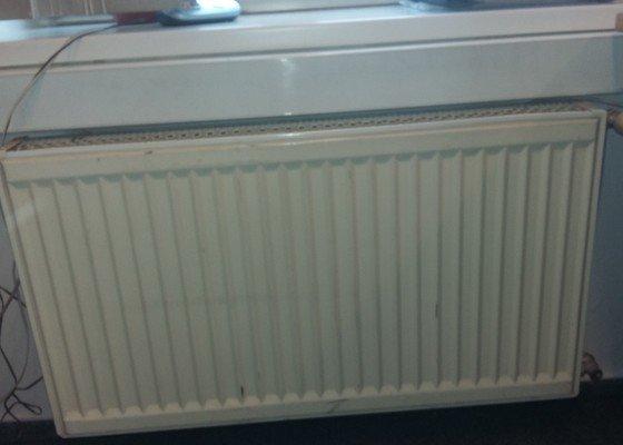 Oprava tekoucího radiátoru