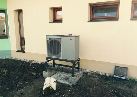 Montáž tepelného čerpadla