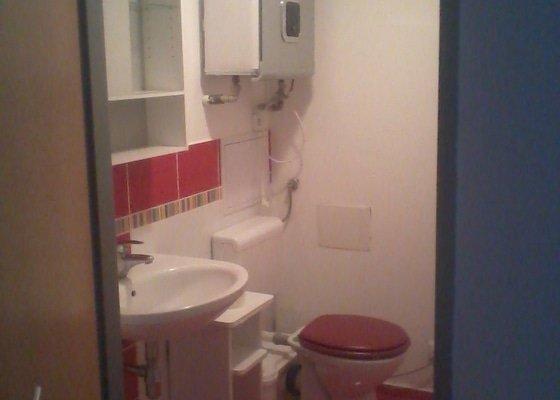 Rozšíření koupelny o sprchový kout