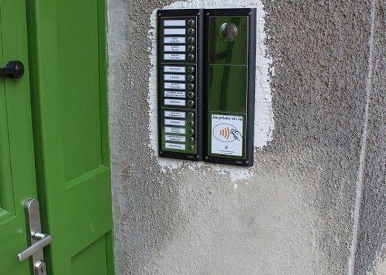 Výměny domovních zvonků