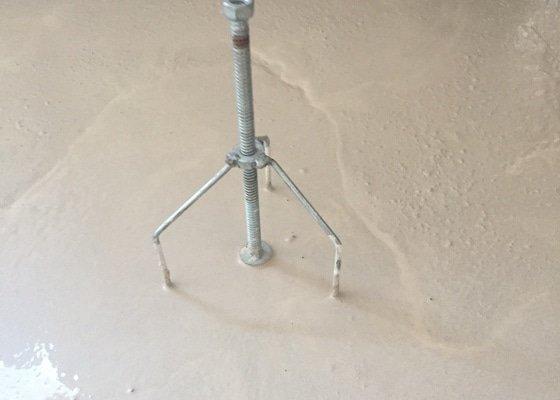 Anhydridova podlaha
