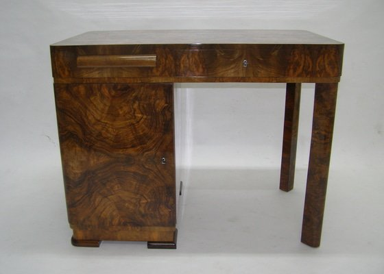 Renovace stolu Art-deco
