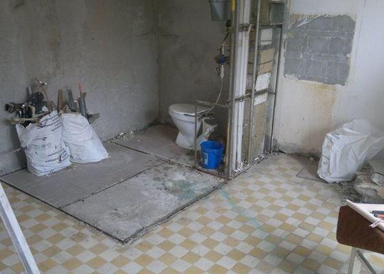 Kompletní rekonstrukce bytu 1+1 Brno