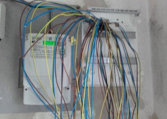Nová elektroinstalace v rodinném domě