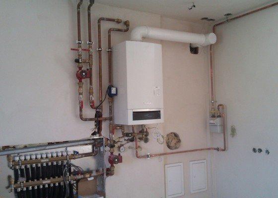 Instalace topení a plynové kotle