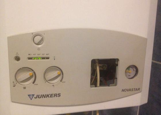 Oprava bojleru Junkers