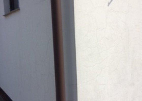Povrchová oprava fasády (zakrytí mikroprasklinek)
