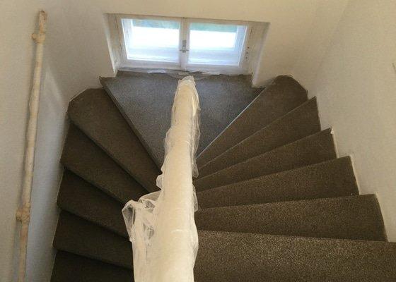 Renovace teraso schodů