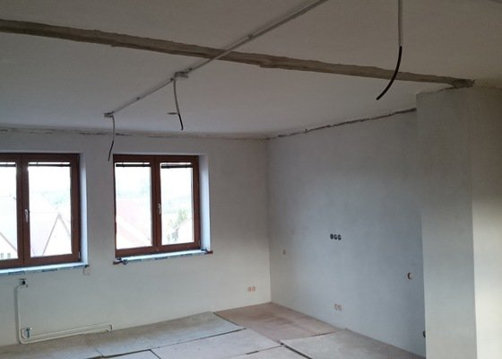 Sdk podhled 30m2