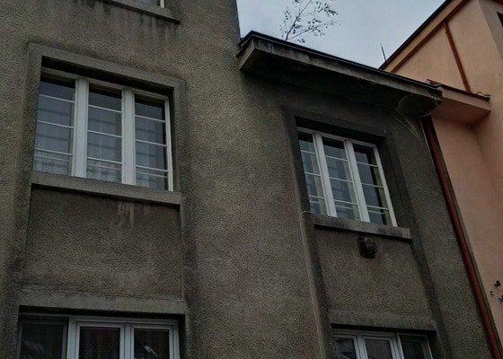 Vyčistění, revize a oprava okapu / střechy