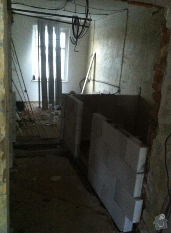 Rekonstrukce bytu, Praha 10, 90m2.: KOR12