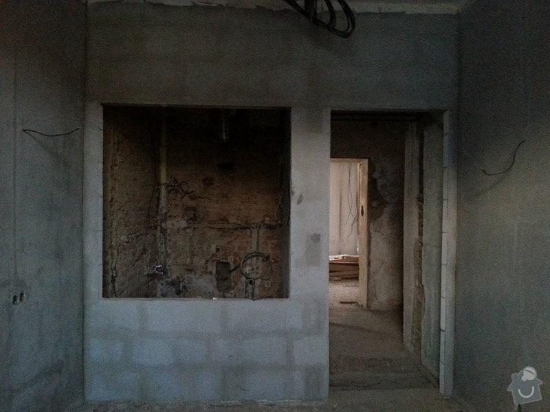 Rekonstrukce bytu, Praha 10, 90m2.: KOR14