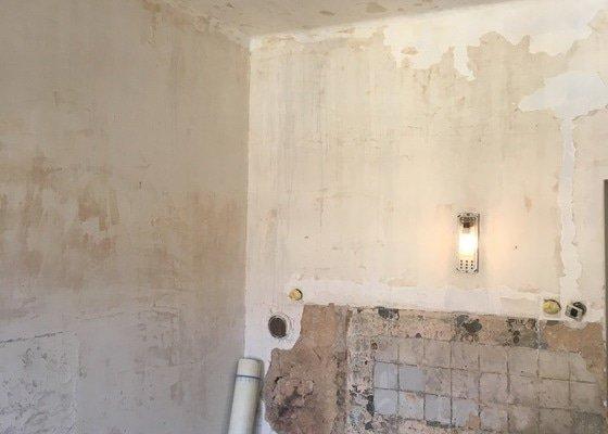 Rekonstrukce/přestavba pokoje