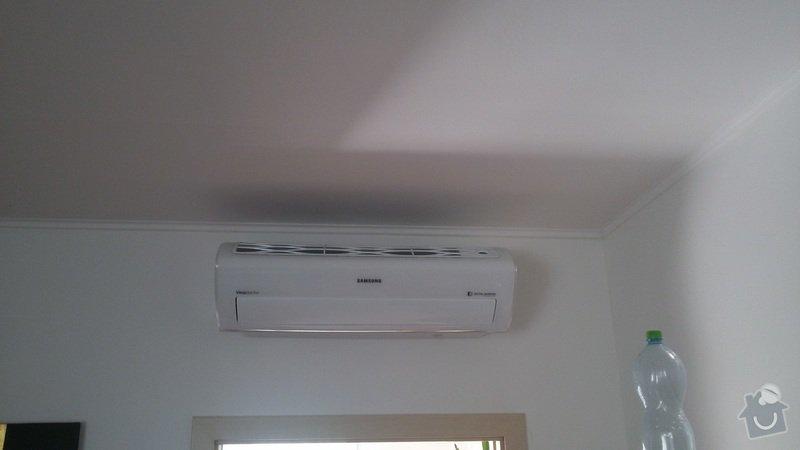"""Klimatizace do bytu """"pevná"""": 20160420_124526"""