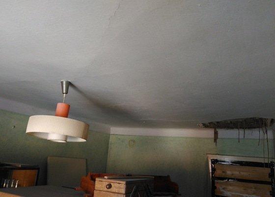 Oprava stropu