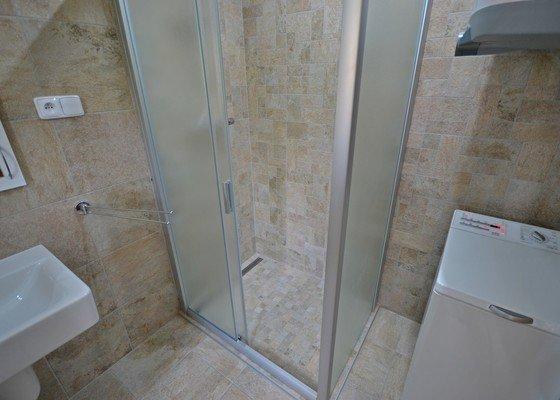 Kompletní rekonstrukce koupelny s Wc v bytě