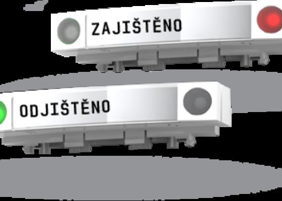 Dodávka a montáž EZS JA-100 do bytu.