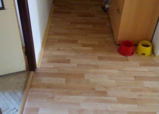 Úprava koupelny,rekonstrukce kuchyně