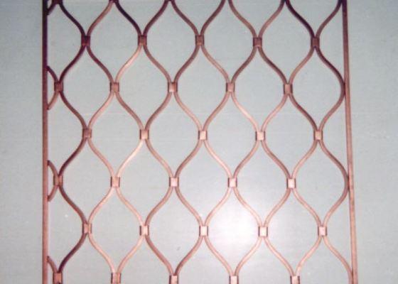 Mříže do špaletových oken