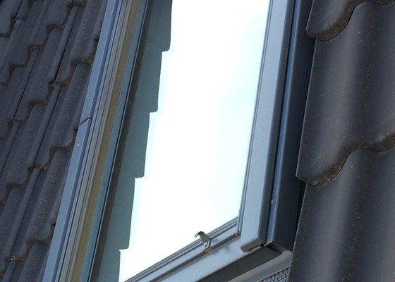 Výměna střešního okna