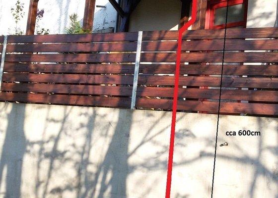 Instalace okapu