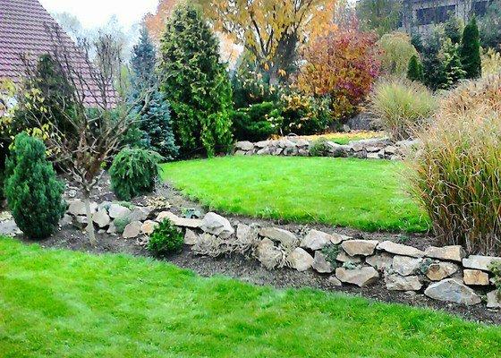 Údržba, realizace, obnovení zanedbané zahrady