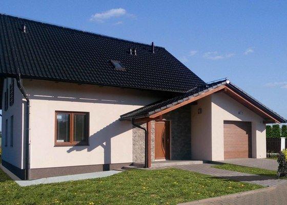 Dřevostavba rodinný dům 4 (5)+1