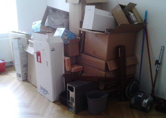 Odvoz a likvidace odpadu po stěhování