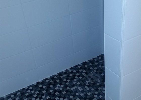 Obklad koupelny