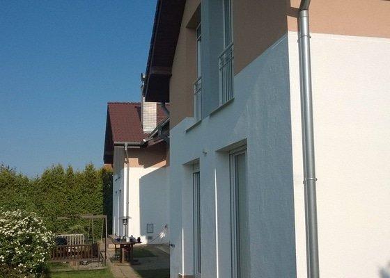 Natřít fasádu 185 m2