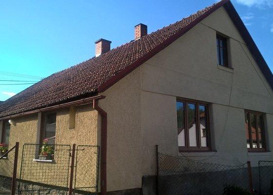 Výměna krytiny na střeše