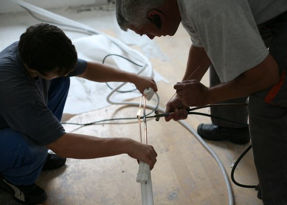 Dodání a instalace klimatizace do RD