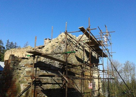 Stavební práce, sanace