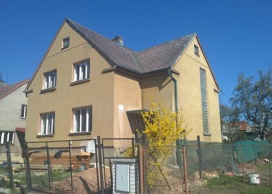 Rekonstrukce střechy - oprava krovu, výměna střešní krytiny