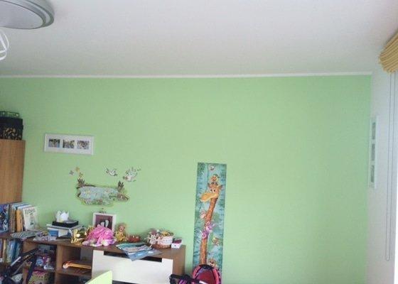 Malirske prace v byte, pokoj, chodba