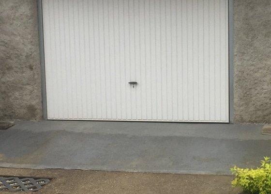 Automatické otevírání vrat