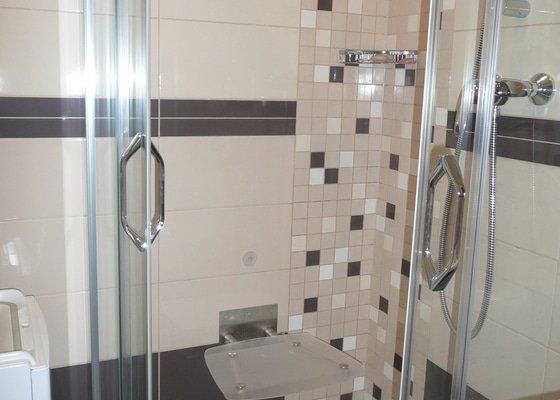 Kompletní rekonstrukce panelákové koupelny a WC