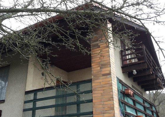Oprava eternitové střechy