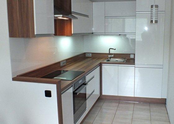 Truhlarske prace,kompletni rekonstrukce kuchyne 5 m2