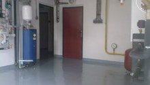 Pokládka lité podlahy